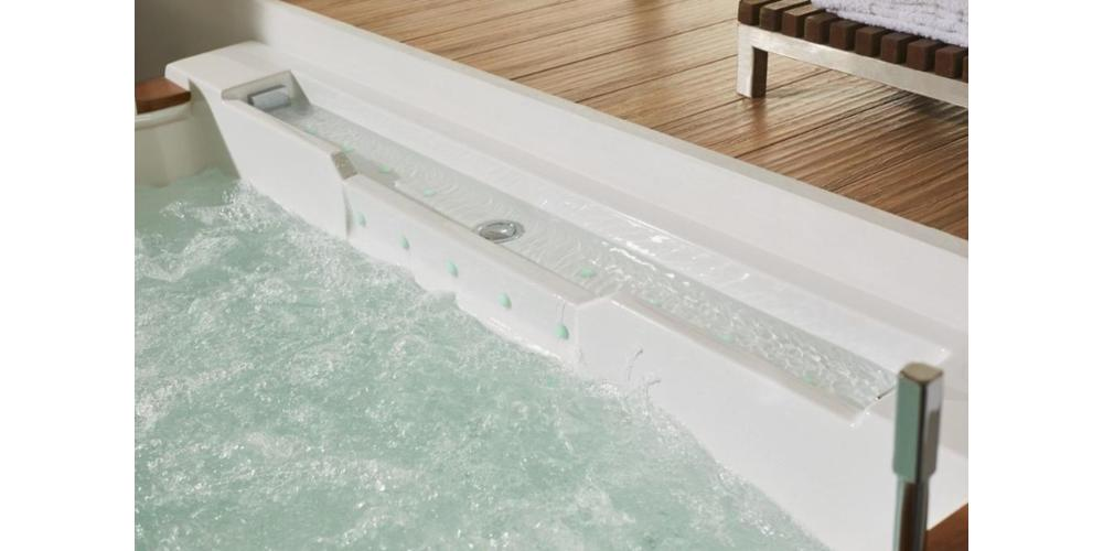 Come si attiva la vasca idromassaggio
