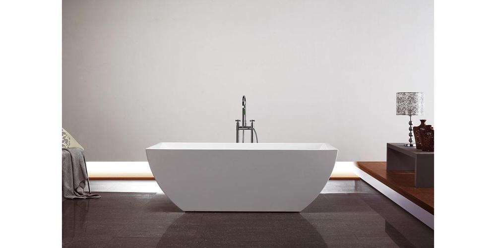 Scegliere di arredare con una vasca freestanding