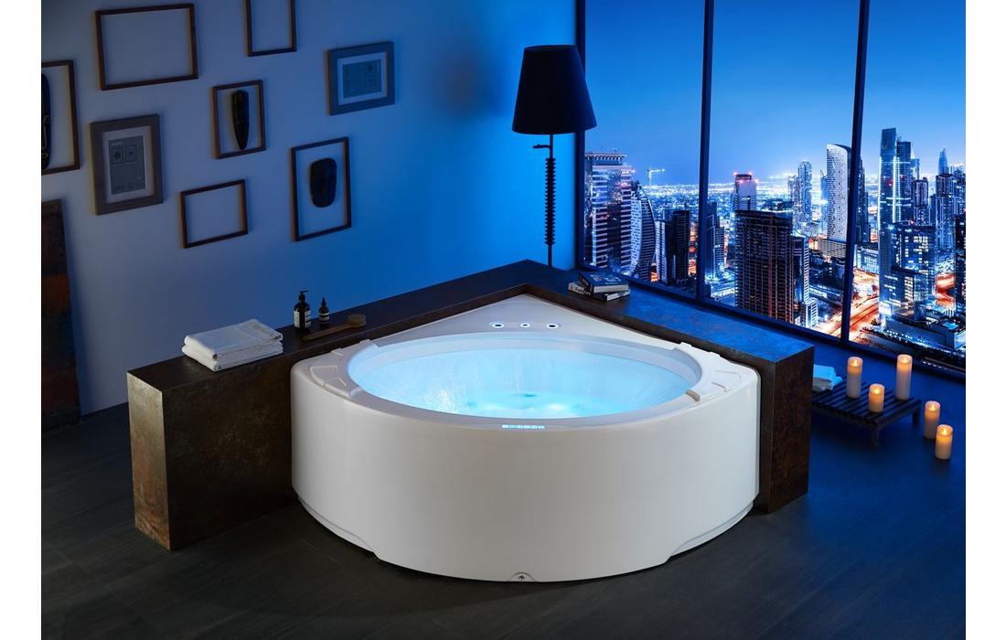 Vasca Da Bagno Freestanding 170x75cm Polaris : Vasca da bagno idromassaggio a scomparsa: vasca idromassaggio usata