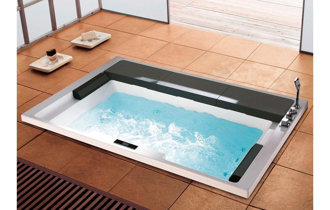 Vasca idromassaggio Ibiza dettaglio 2