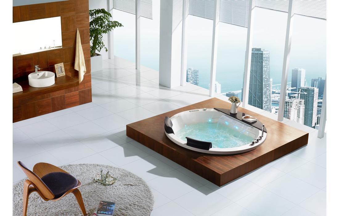 Vasca idromassaggio pantelleria - Vasca da bagno circolare ...