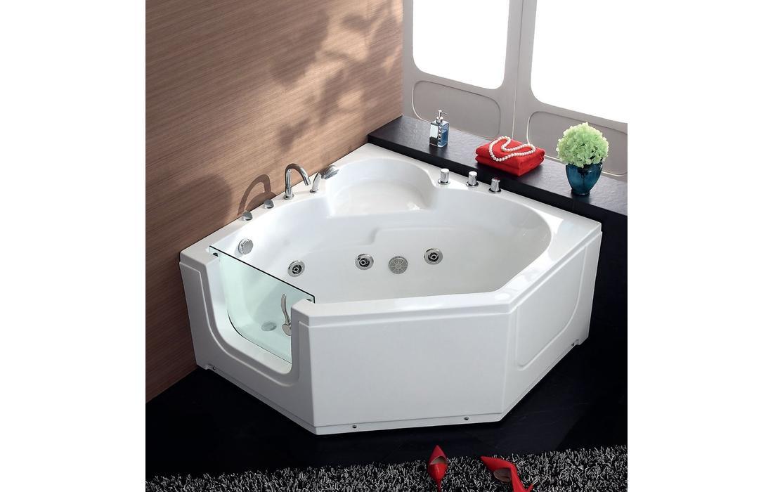 Vasche Da Bagno Angolari Con Sportello : Vasche da bagno per anziani per un bagno sicuro progettodoccia