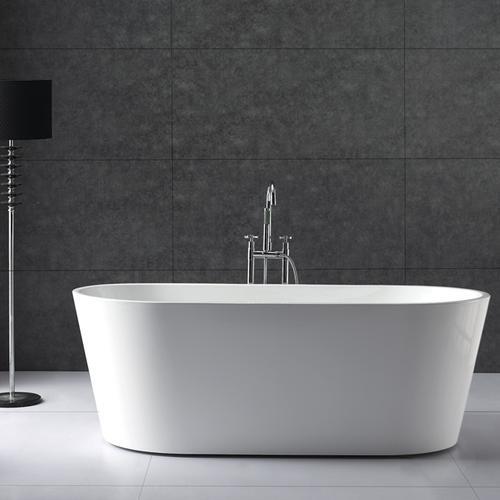 Vasche da bagno ovali - Vasca da bagno ovale ...