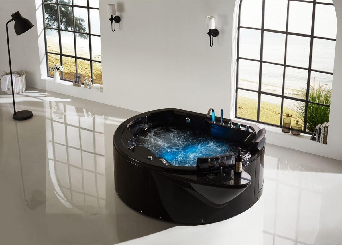 Vasca Da Bagno Doppia Misure : Vasca idromassaggio: catalogo delle vasche idromassaggio